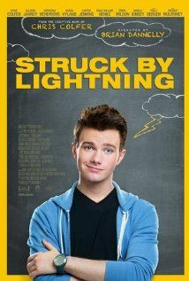 Struck by Lightning (2012)  Starring Chris Colfer, Rebel Wilson, Allison Janney, Dermot Mulroney