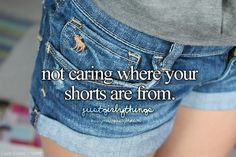 Abercrombie or Hollister shorts for summer are the ebest