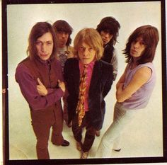 The Last Photosession of Brian Jones with The Rolling Stones. May 29, 1969