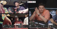 Bad poker etiquette or legitimate play? Shaun Deep slow rolls Mike Matusow in Episode 4 of Poker Night in America, sponsored by 888poker.