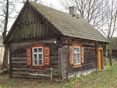 Cabana, This Old House, Vernacular Architecture, Home Landscaping, Arte Popular, Room Colors, Historical Photos, Old Houses, Cottage