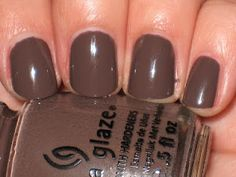 China Glaze: Foie Gras. The Hunger Games Special! :D ... is on my toesies today! 7/16/12