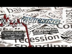 Economist Finally Admit The Economy Is Collapsing And It Might Be Around...