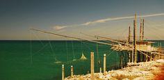 Puglia - Vieste: Da Mimì al trabucco