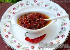 """Этот несложный рецепт приготовления соуса """"Чимичури"""" особенно оценят любители шашлыков!"""