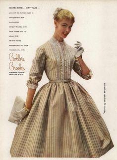 Bobbie Brooks  Ad Campaign Fall/Winter 1956