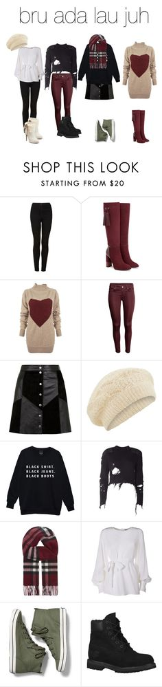"""shopping"" by brol-fashion ❤ liked on Polyvore featuring Topshop, Aquatalia by Marvin K., Vivienne Westwood Anglomania, Accessorize, adidas Originals, Burberry, Sportmax, Keds, Timberland and Jennifer Lopez"
