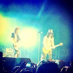 Rock N Roll... GH and Slash....