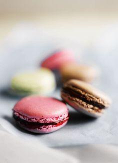 Macarons... art of pastry.
