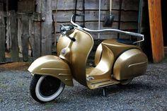 Vespa Low Rider
