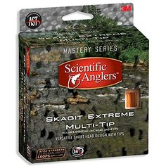 Scientific Anglers Mastery Skagit Extreme Multi Tip Fly Line 440 Grain * More info could be found at the image url.