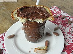 Chocolate Almond Butter Spread: [Gluten & Sugar Free]