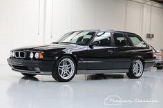 BMW M5 E34 Touring   1995   84.000km   uniek exemplaar!   Premium Classics