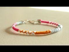 DIY Wrap Friendship Bracelet