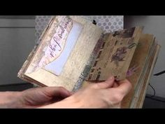 Altered Book Junk Journal