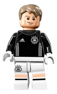 Manuel Neuer - A Collectable Minifigures set released in 2016.