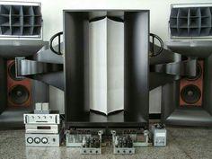 High end audio audiophile music listening room