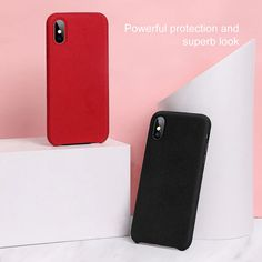 Baseus Luxury Phone Case For iPhone X Xs Extreme Touch Smooth Phone Case For iPhone Xs Xs Max Back Cover – Shopeenk Mobile Case Cover, Mobile Phone Cases, Iphone Cases, Premium Wordpress Themes, Iphone Models, Brand Names, Phone Accessories, Smooth, Touch