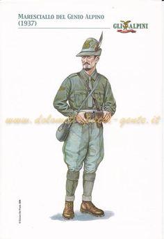 Military Drawings, Italian Army, Army Uniform, Prado, Military History, Totoro, Ww2, Baseball Cards, Sports