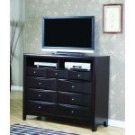 $613.76 Coaster Furniture - Phoenix Bedroom TV Dresser - C200418