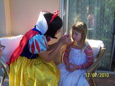 7th Birthday Princess Party