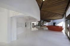 BNKR Arquitectura   Polyforum Siqueiros Galleries