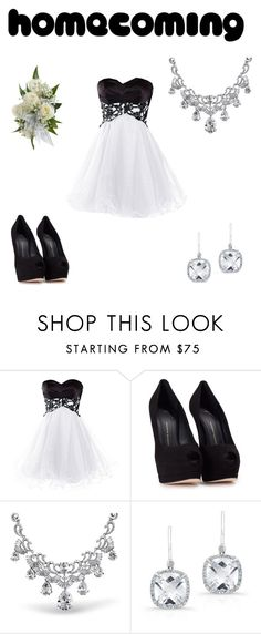 """""""homecoming"""" by a-hidden-secret ❤ liked on Polyvore featuring Giuseppe Zanotti, Bling Jewelry and Anne Sisteron"""