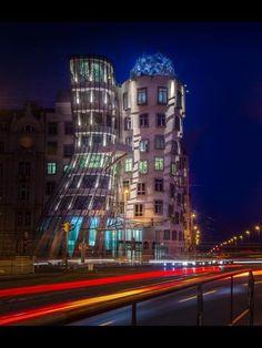 Dancing House Prague