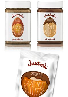 i will proudly promote justin's peanut butter. as a product- delicious. packaging- awesome.