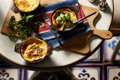Zucchini and cheese flan (flan de courgettes au Saint-Marcellin)