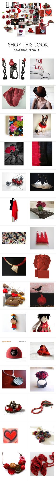 """""""GIFT GUIDE"""" by talma-vardi ❤ liked on Polyvore featuring NOVICA, Charter Club, Sophia and Sí.Sí Design"""