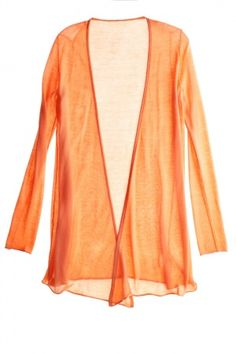 Summer Duster: tangerine awesomeness by Calypso