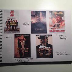 Voorbeelden van bestaande films: Western (2)