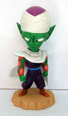 Cabezón Piccolo, 17 cms. Dragon Ball Z