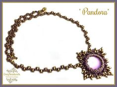 Beads only kit: Pandora Necklace in English D.I.Y.