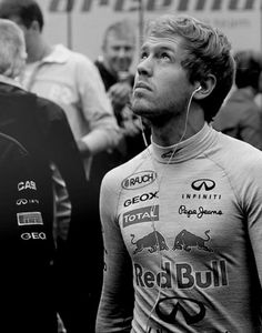 """""""Generally I don't care about what people say. I have to be clear with myself. When everything goes well, people celebrate you, when you make mistakes people criticize you. Red Bull Images, Magnificent 7, Mark Webber, Daniel Ricciardo, Ferrari F1, F1 Drivers, Helmet Design, Formula One, Mens Fitness"""