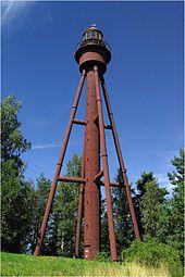 Ruhnu tuletorn - Vikipeedia, vaba entsüklopeedia