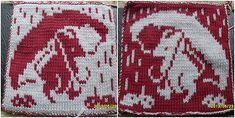Ravelry: DF-Topflappen Maus 2 - Maus im Regen pattern by maku flo Crochet Mouse, Knit Crochet, Double Knitting, Free Knitting, Homer Decor, Fair Isle Knitting Patterns, Crochet Potholders, Seed Stitch, Cross Stitch Animals