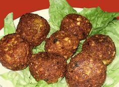 falafel -- Curated by: Subcity Donair | 469 Bernard Ave., Kelowna, BC | 778-484-5363
