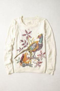 Anthropologie Faisan Pullover on shopstyle.com