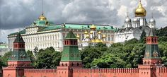The Kremlin – synonymous with Moscow, the residence of the Russian President and an ancient citadel with enough history to occupy even the most discerning ...| I did my country report on Russia.