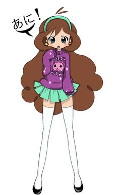 Kawaii Mabel