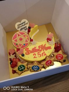I want this for muy birthday Sailor Moon Birthday, Sailor Moon Party, Sailor Moon Wedding, Sailor Moon Cakes, Kreative Desserts, Anime Cake, Sailor Moon Aesthetic, Sailor Uranus, Sailor Moon Crystal