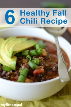 These simple chili r