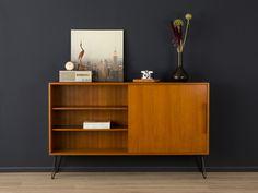 TEAK Sideboard, 60er, Kommode, 50er, Vintage, WK von MID CENTURY FRIENDS auf DaWanda.com                                                                                                                                                      Mehr