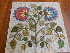Quilting By Celia: Lynne's Caswell Quilt