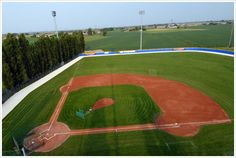 Stadio A.Casadio – Russi, Italy. Home to the Godo Knights.