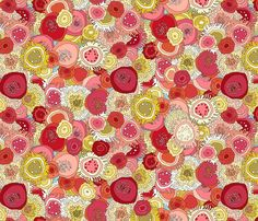 scrummy's shop on Spoonflower: fabric, wallpaper and gift wrap
