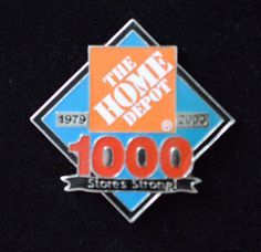 """Home Depot Corporate """"1000 Stores Strong"""""""