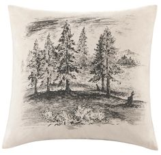 woolrich first in flight pillow - buy at lights in the northern